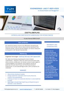 Referenz Digitalisierung Download