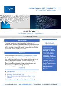 Referenz E-Mail Migration Download